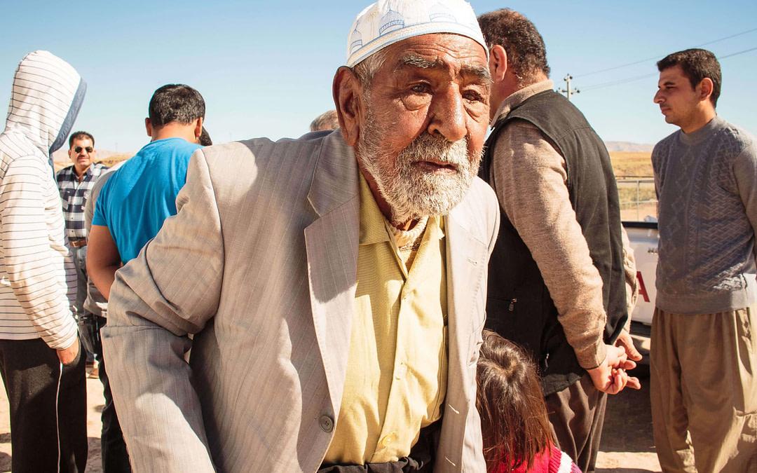 """30 Jahre nach """"Anfal"""": Betroffene leider noch immer unter den Folgen des Völkermords"""