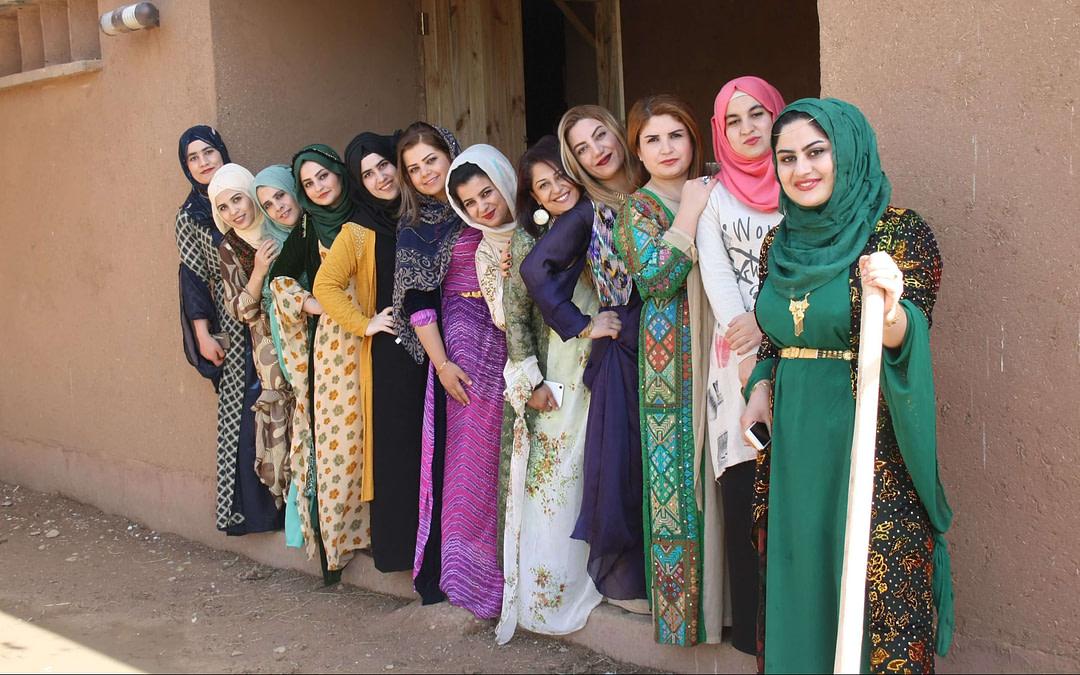 Eine Traumaklinik für jesidische Frauen und Mädchen im Irak